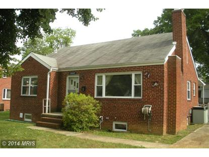 2507 PHILLIPS DR Alexandria, VA MLS# FX8358979