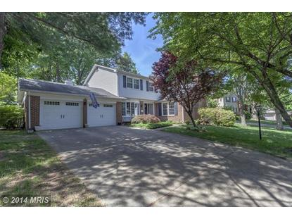 8807 SANDY RIDGE CT Fairfax, VA MLS# FX8360234