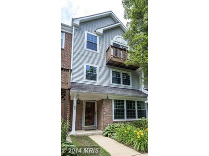 11712 ROCKAWAY LN #111 Fairfax, VA MLS# FX8360296