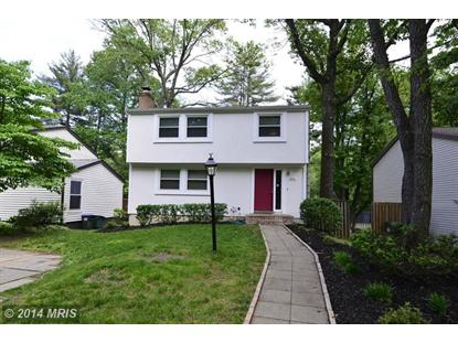 2303 OLD TRAIL DR Reston, VA MLS# FX8361955