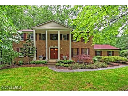 1750 DRESSAGE DR Reston, VA MLS# FX8361959