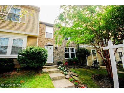 1665 SIERRA WOODS CT Reston, VA MLS# FX8362600