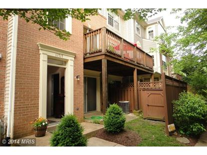 11717 SCOOTER LN #183 Fairfax, VA MLS# FX8368422