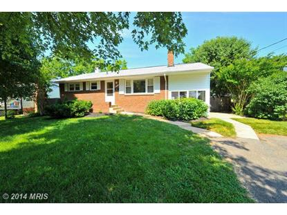 7410 FAIRCHILD DR Alexandria, VA MLS# FX8368923