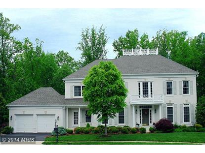4822 CHRISTIE JANE LN Fairfax, VA MLS# FX8369187