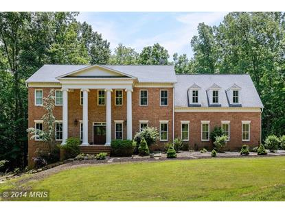 8309 CRESTRIDGE RD Fairfax Station, VA MLS# FX8369389