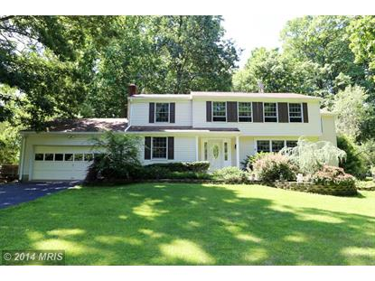 11947 GOODWOOD DR Fairfax, VA MLS# FX8371137