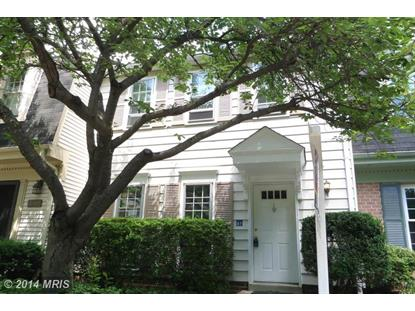 2187 POND VIEW CT Reston, VA MLS# FX8371193