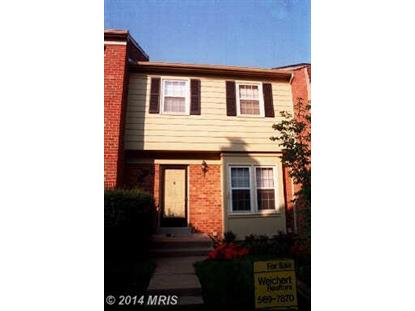 9867 HIGH WATER CT Burke, VA MLS# FX8373958