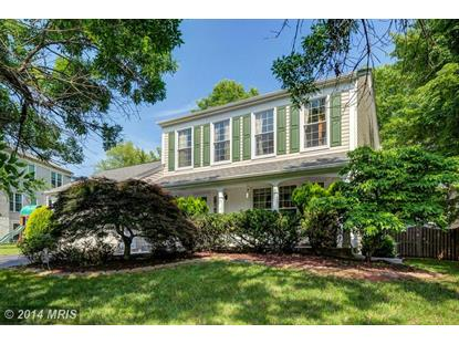 13221 PLEASANT GLEN CT Herndon, VA MLS# FX8374048