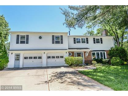 4518 SONATA CT Fairfax, VA MLS# FX8374065