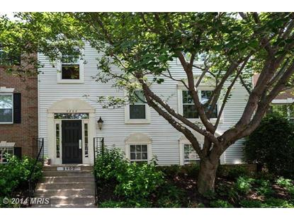 3802 GREEN RIDGE CT #101 Fairfax, VA MLS# FX8375550