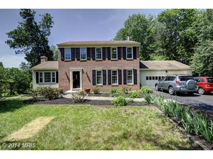 2318 BALLYCAIRNE CT Reston, VA MLS# FX8376624