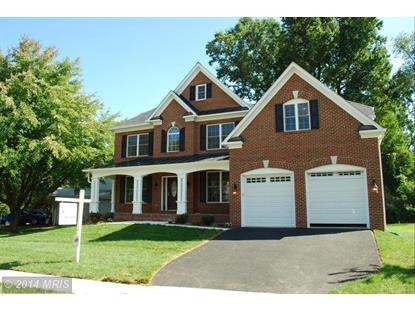 9713 WATER OAK DR Fairfax, VA MLS# FX8377219