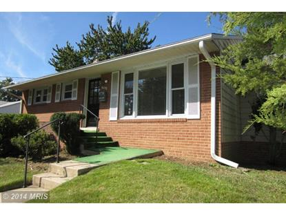 7304 FAIRCHILD DR Alexandria, VA MLS# FX8377819