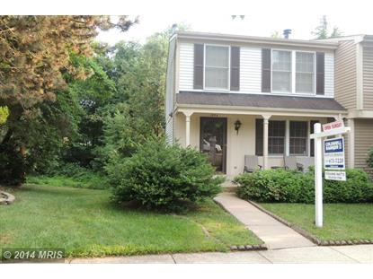 1654 BARNSTEAD DR Reston, VA MLS# FX8378267
