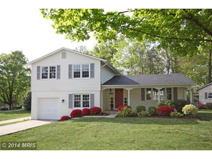10217 PUMPHREY CT Fairfax, VA MLS# FX8378844