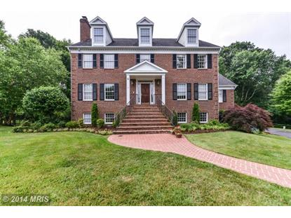 4201 KIMBRELEE CT Alexandria, VA MLS# FX8380358