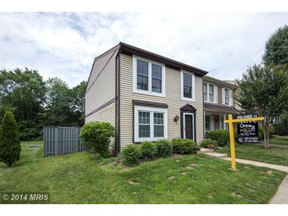 12150 PURPLE SAGE CT Reston, VA MLS# FX8381886