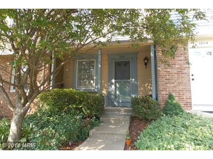 12116 PURPLE SAGE CT Reston, VA MLS# FX8382998