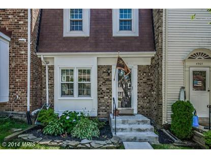 4963 MCFARLAND CT Fairfax, VA MLS# FX8387261