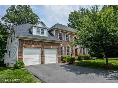 10257 LINDSEY MEADOW CT Fairfax, VA MLS# FX8388266