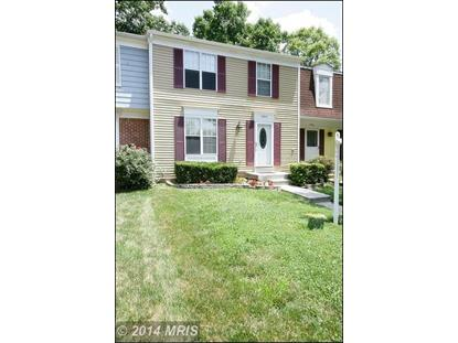 9908 WOOD WREN CT Fairfax, VA MLS# FX8388772