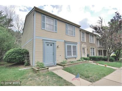 1611 BARNSTEAD DR Reston, VA MLS# FX8390483