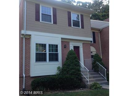 9394 TUCKER WOODS CT Burke, VA MLS# FX8390945