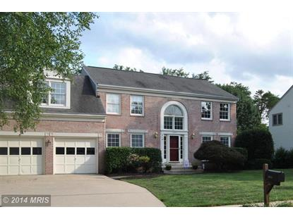 13451 MARBLE ROCK DR Chantilly, VA MLS# FX8391196