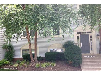 12006 GOLF RIDGE CT #101 Fairfax, VA MLS# FX8391538