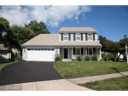 13606 CHEVY CHASE LN Chantilly, VA MLS# FX8393491