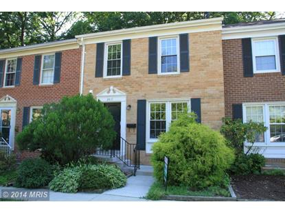 2417 ALSOP CT Reston, VA MLS# FX8395521