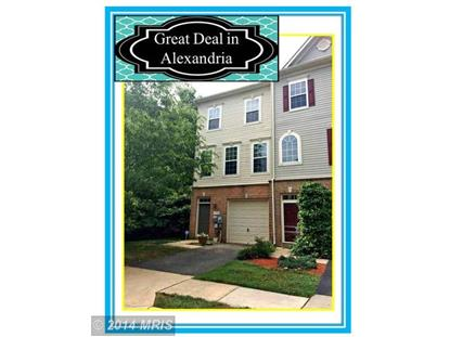 7565 GREAT SWAN CT Alexandria, VA MLS# FX8397152