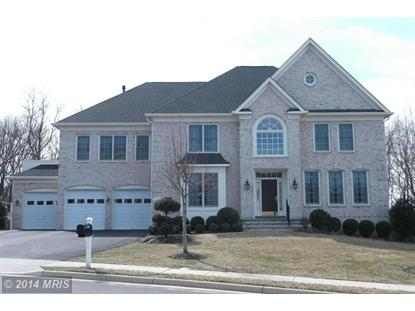 4668 AUTUMN GLORY WAY Chantilly, VA MLS# FX8398115
