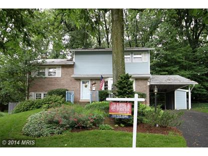 9811 HAVILAND CT Fairfax, VA MLS# FX8398153