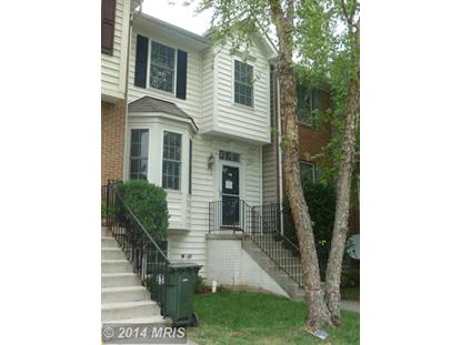 12960 PINEHURST GREENS CT Fairfax, VA MLS# FX8399722