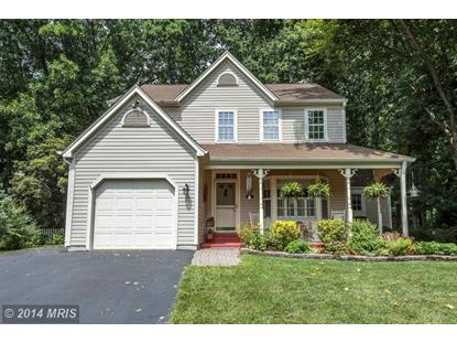 1650 BENNINGTON HOLLOW LN Reston, VA MLS# FX8399954