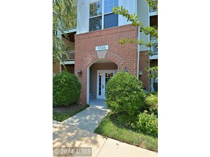 1516 N POINT DR #302 Reston, VA MLS# FX8400458