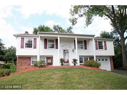 4122 MAJESTIC LN Fairfax, VA MLS# FX8400516