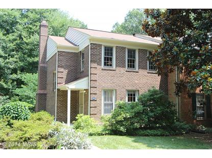 2181 POND VIEW CT Reston, VA MLS# FX8401114