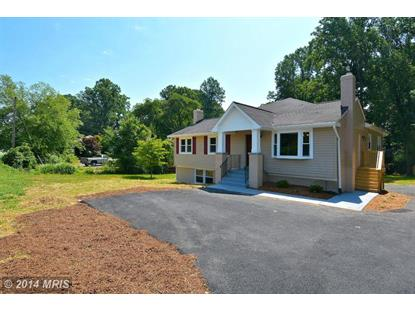 3301 JERMANTOWN RD Fairfax, VA MLS# FX8402552
