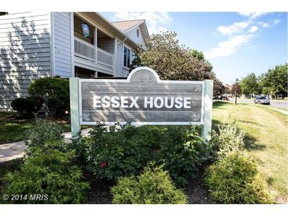 6108A ESSEX HOUSE SQ #A Alexandria, VA MLS# FX8402946
