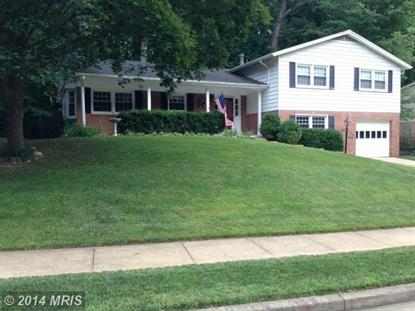 5115 HOLDEN ST Fairfax, VA MLS# FX8403029