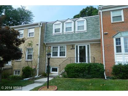 3044 COVINGTON ST Fairfax, VA MLS# FX8403030