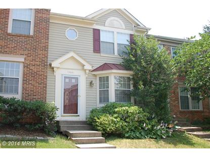 13331 BURKITTS RD Fairfax, VA MLS# FX8403986