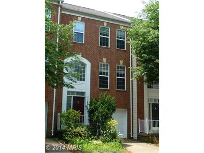 11481 CARRIAGE GATE CT Fairfax, VA MLS# FX8404956
