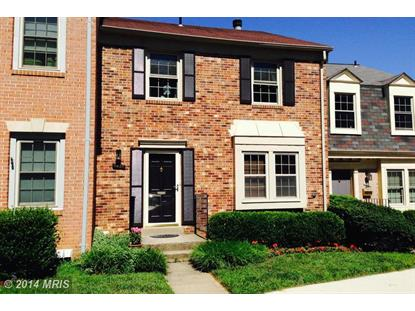 5437 CHESHIRE MEADOWS WAY Fairfax, VA MLS# FX8406490