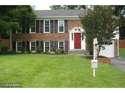 10704 JOSHUA DAVIS CT Fairfax, VA MLS# FX8406772