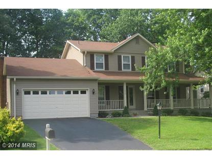 13505 WATER BIRCH CT Fairfax, VA MLS# FX8408988